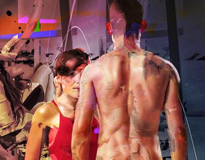 Seven days. Seven digital paintings
