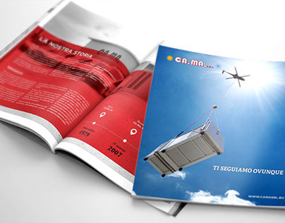 Corporate Brochure / CA.MA. S.r.l.