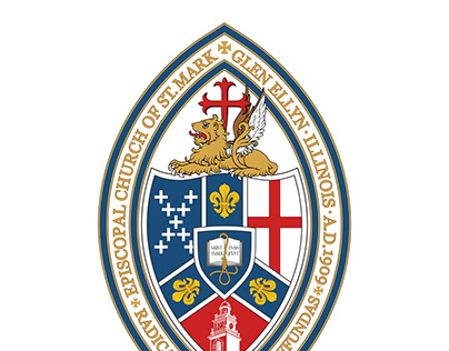 Seal of Episcopal Church of St.Mark