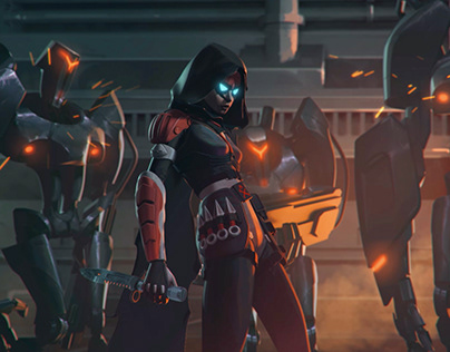 Freefire - Vengeance - Future