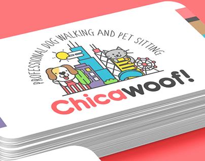 ChicaWoof - Brand Identity
