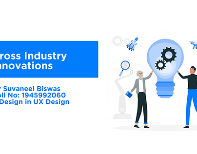 Cross Industry Innovations UX Design project