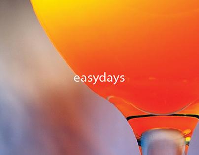 Easydays: Make relaxing easier