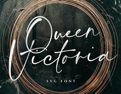 Queen Victoria SVGbyIvan Rosenberg