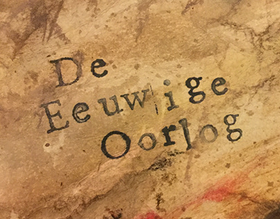 //DE EEUWIGE OORLOG as a VRT designer