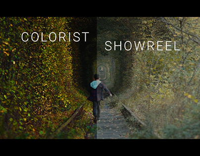 Colorist Showreel