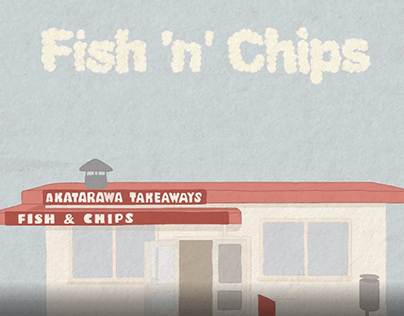 Fish'N'Chips Animated Documentary