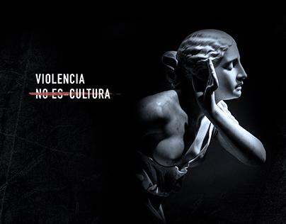 Violencia No Es-cultura