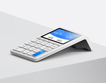 Alipay K3 / Scan & Pay Keyboard