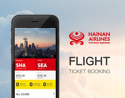 Flight Ticket Booking Redesign