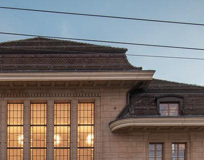 Transformation de l'aile Ouest de la Gare CFF Lausanne