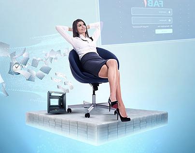FAB1 Online Banking - UAE