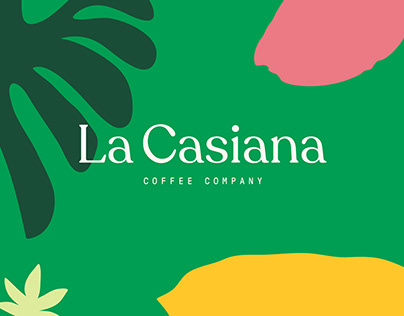 La Casiana Coffee Branding