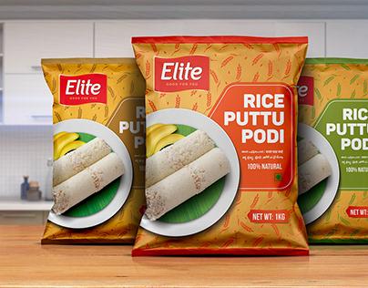 Rice Puttupodi package