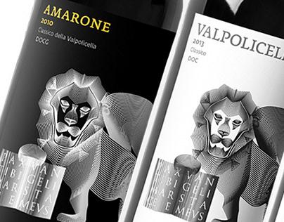 Domini del Leone - Wine Label