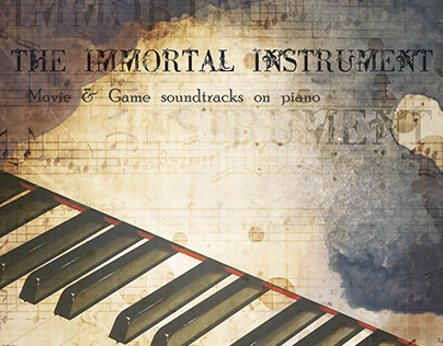 The Immortal Instrument CD Cover