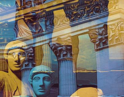 Atlantis 3 / Analog Collage Review