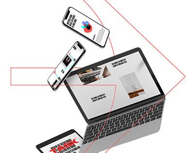 CX DOJO Brand Identity and Web Design
