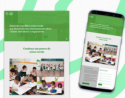 Landing Page | Web Design