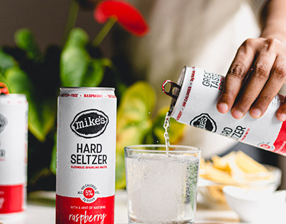 Mike's Hard Seltzer