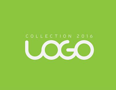 Selected Logo designs 2016