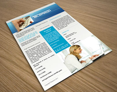 Brochure Telspirion
