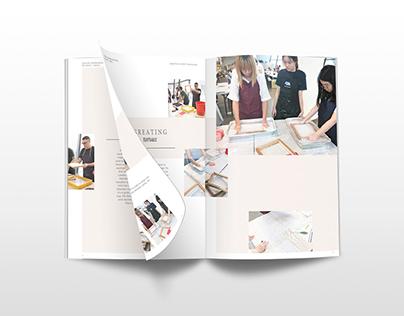 School Project: Book Publication