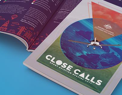 Close Calls: Sport Aviation Special 2017
