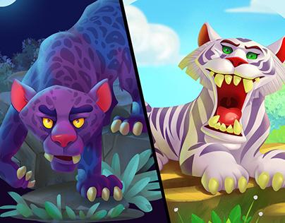 Kingdom #Character Design