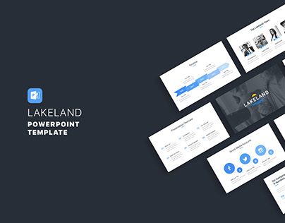 Lakeland Real Estate PowerPoint Template