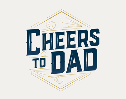 Cheers to Dad