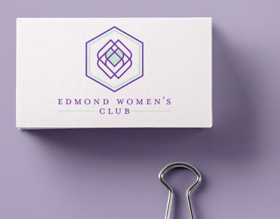 Edmond Women's Club Branding