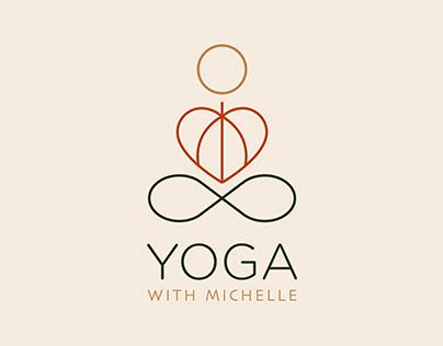 Yoga and romiromi logos