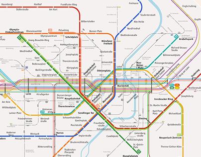 Munich Railway Network | Version 1