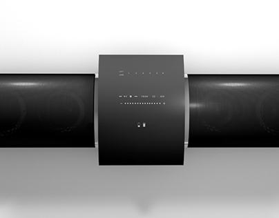 Portable Wall Stereo