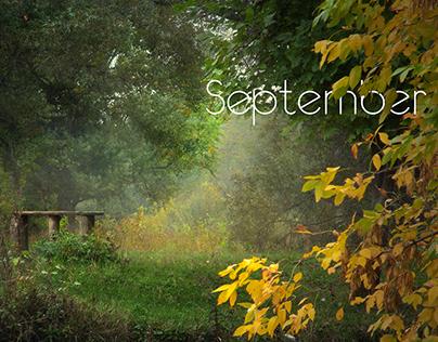 Календарь на основе фото работ Олега Кругляка