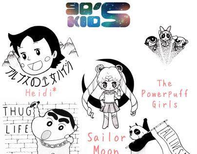 90's Kids Part I