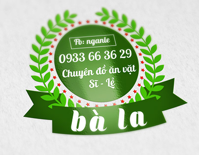 logo ẩm thực