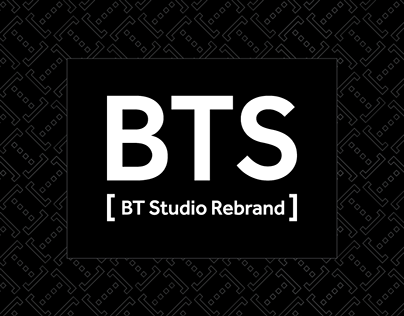 BTS Rebrand