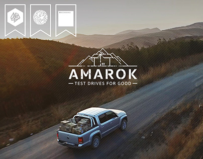 VW Amarok Social Test Drive - Integrated Campaign