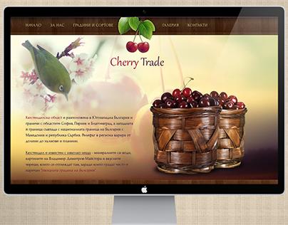 Cherry Trade Wordpress Site