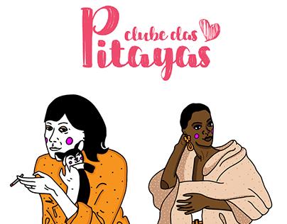 mulheres que inspiram- clube das pitayas