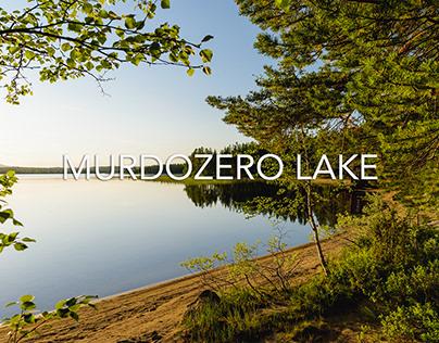 Murd-Ozero lake