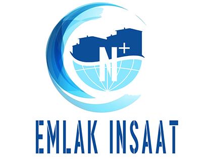 Logo Tasarım - N+ Emlak