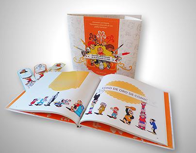 Diseño y diagramación publicación