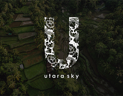 Logo Design Utara sky Bali