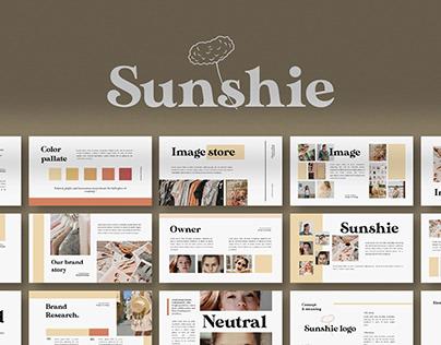 Sunshie - PowerPoint Template