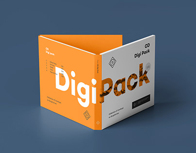 CD Digi Pack Mock-up 8