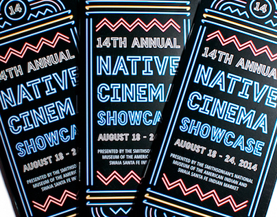 Native Cinema Showcase 2014 Booklet