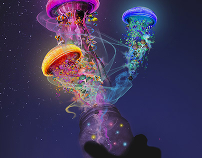 Electric Jellyfish Released